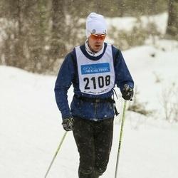 Skiing 90 km - Henrik Ekström (2108)