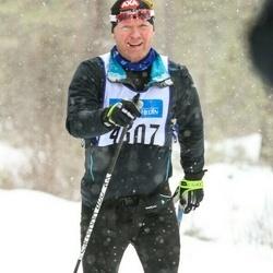 """Skiing 90 km - Henrik""""henke"""" Claesson (4307)"""
