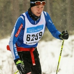 Skiing 90 km - Björn Svensson (6259)