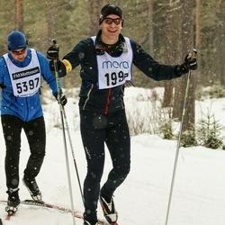 Skiing 90 km - Fredrik Malmgren (1992)