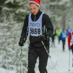 Skiing 90 km - Sebastian Hansson (3868)