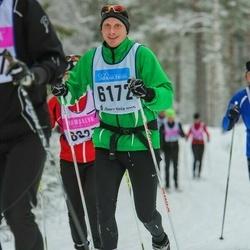 Skiing 90 km - Nicolai Reimann (6172)
