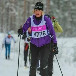 Skiing 90 km - Mary Johansson (4776)