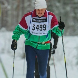 Skiing 90 km - Anders Persson (3499)