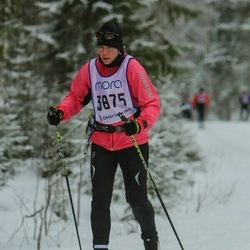 Skiing 90 km - Jenny Graflind (3875)