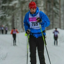 Skiing 90 km - Jens Björkestrand (769)