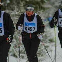 Skiing 90 km - Agneta Rydenstam (6457)
