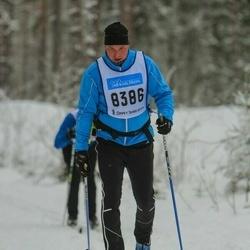 Skiing 90 km - Jarkko Suoranta (8386)