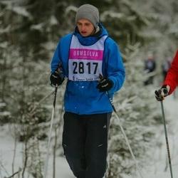 Skiing 90 km - Centh Eriksson (2817)