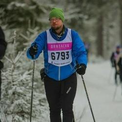 Skiing 90 km - Per Sicking (6793)