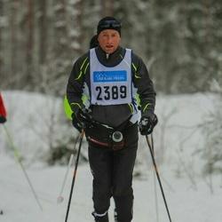 Skiing 90 km - Henrik Carstensen (2389)