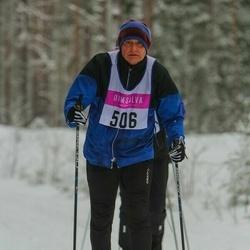 Skiing 90 km - Harry Schüssler (506)