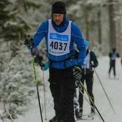 Skiing 90 km - Andreas Hörnsten (4037)