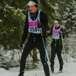 Skiing 90 km - Per Lundstedt (2582)