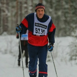 Skiing 90 km - Arne Andersson (5231)