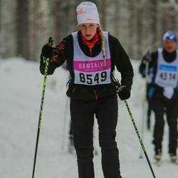 Skiing 90 km - Martina Roberg (8549)