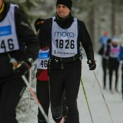 Skiing 90 km - Martin Johansson (1826)