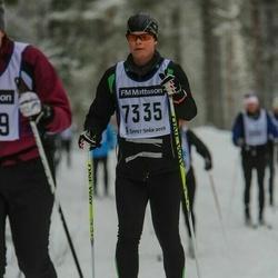 Skiing 90 km - Anders Dahlberg (7335)