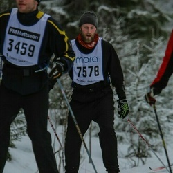 Skiing 90 km - Christopher Jovegard (7578)
