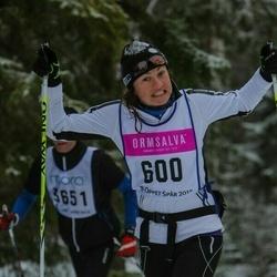 Skiing 90 km - Jelena Blazevic (600)