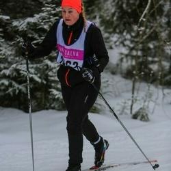 Skiing 90 km - Emelie Johansson (2862)