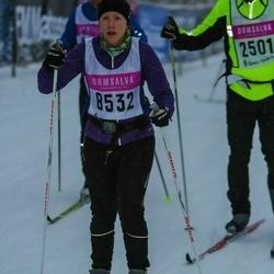 Skiing 90 km - Henrik Sjöberg (3532)