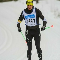 Skiing 90 km - Anders Persson (2441)