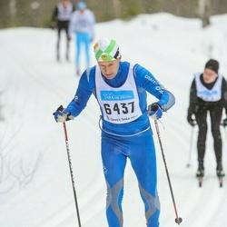 Skiing 90 km - Christer Evebring (6437)