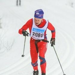 Skiing 90 km - Björn Kåre Gjerde (2080)