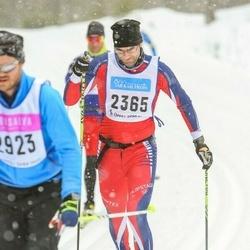 Skiing 90 km - Henrik Åhling (2365)