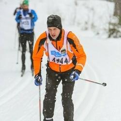 Skiing 90 km - Anders Näslund (4444)