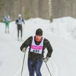 Skiing 90 km - Emil Jörnelid (692)