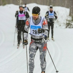 Skiing 90 km - Daniel Hansson (289)