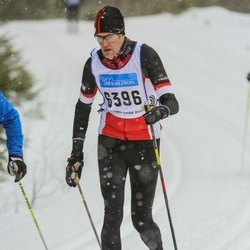 Skiing 90 km - Anders Persson (6396)
