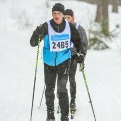 Skiing 90 km - Rickard Allvin (2465)