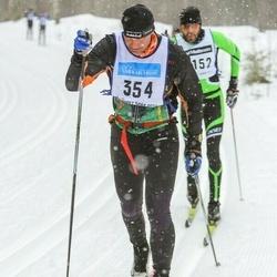 Skiing 90 km - Joel Birath (354)