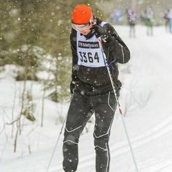 Skiing 90 km - Torbjörn Bäck (3364)