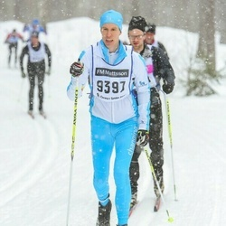 Skiing 90 km - Anders Rüdow Fors (9397)