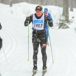 Skiing 90 km - Mikael Lindblad (2467)