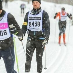 Skiing 90 km - Jesper Liedstrand (9438)