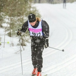 Skiing 90 km - Anette Fransson (4672)
