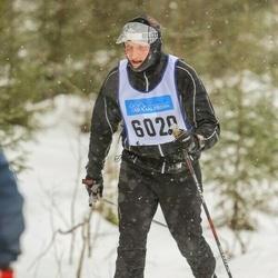Skiing 90 km - Tomas Pihl (6020)