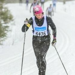 Skiing 90 km - Liselott Lövgren (4476)