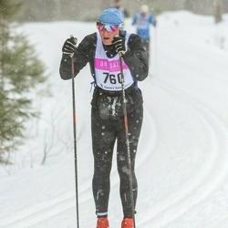 Suusatamine 90 km - Jörgen Eriksson (760)