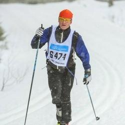 Skiing 90 km - Åke Gunnarsson (6474)