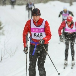 Skiing 90 km - Jan-Otto Andersson (649)
