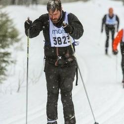 Skiing 90 km - Mikael Johansson (3823)