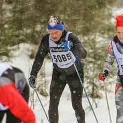 Skiing 90 km - Anders Sjögren (3085)