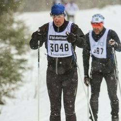Skiing 90 km - Jan Gustafsson (3048)