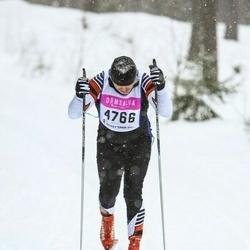 Skiing 90 km - Martin Oppermann (4766)